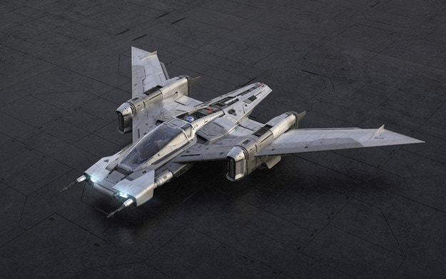 Porsche и Lucasfilm представят звезден кораб