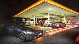 Mazda Skyactiv-Х: Сравняваме разхода на новия двигател