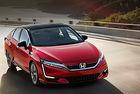 Обновиха водородния седан Honda Clarity