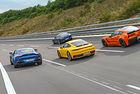 Тест на спортни модели: 911 über аlles
