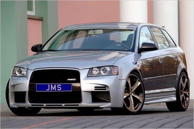 JMS Audi A3 Sportback