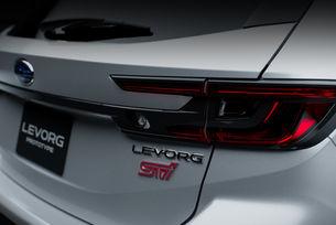 Subaru Levorg STI Sport дебютира на салона в Токио
