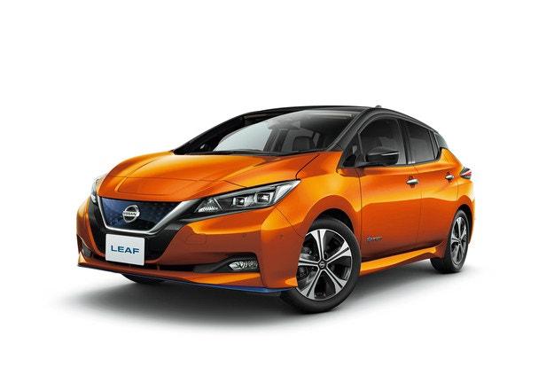 Nissan Leaf ще бъде обновен преди юбилея