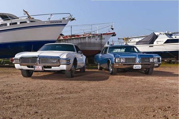 Buick Electra 225 и Oldsmobile Toronado