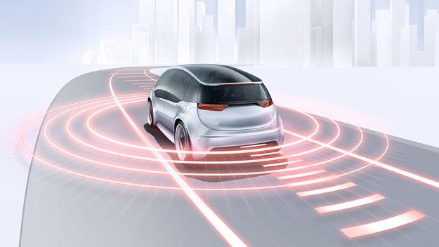 Bosch разширява портфолиото от сензори за автономно шофиране