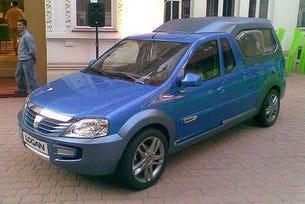 Dacia Crossover