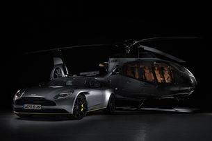 ACH130 Aston Martin Edition е готов за полет