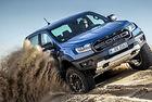 Ford Ranger Raptor: Muscle & Fitness