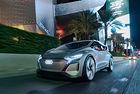 Концептът Audi AI: ME на CES в Лас Вегас