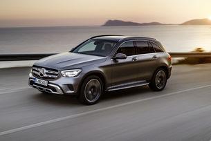 Продажби: Още една рекордна година за Mercedes