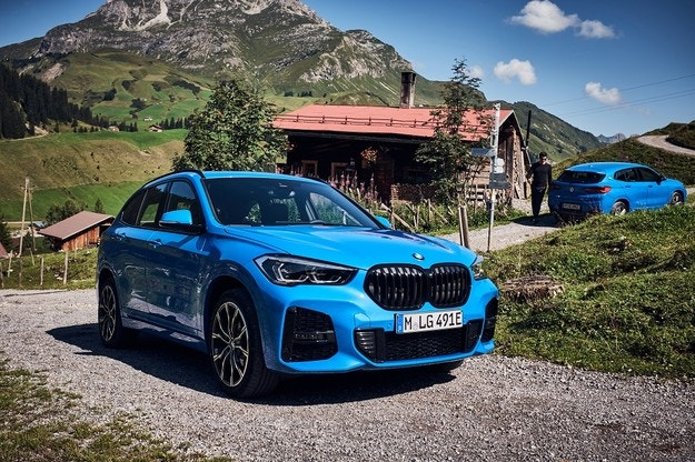 Компактни BMW X модели с Plug-in задвижване