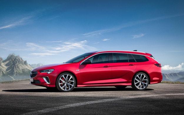 Разкриха двигателите на Opel Insignia GSi
