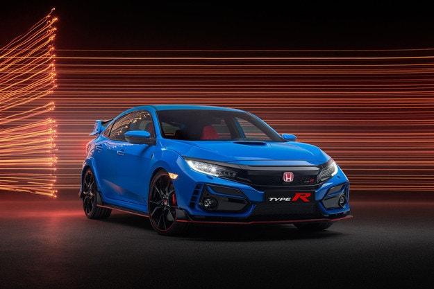 Новият Honda Civic Type R дебютира в Токио