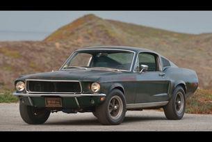 Продадоха Ford Mustang от Bullitt за 3 740 000 долара