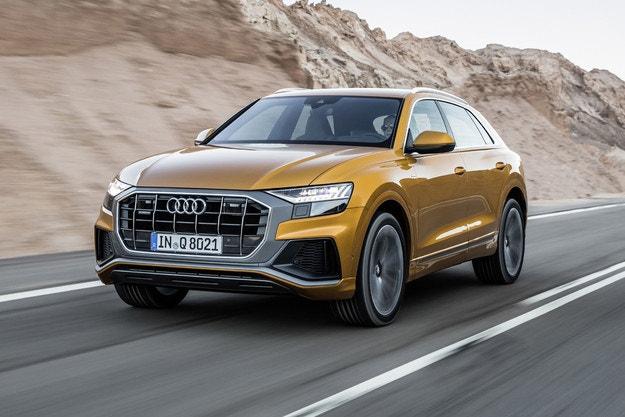 Audi отбелязва ръст от 1,8% на продажбите