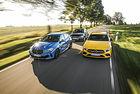 BMW M135i, Audi S3 Sportback, Mercedes AMG A 35: Изненада