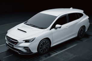 Subaru показа Levorg Prototype STI Sport