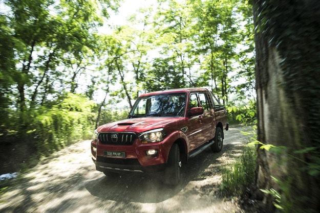 Mahindra GOA Pik-Up Plus пристигна в България