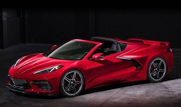 Chevrolet Corvette за трети път е №1 в САЩ