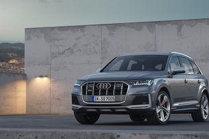 Кросоувърите Audi SQ7 и Audi SQ8 станаха бензинови
