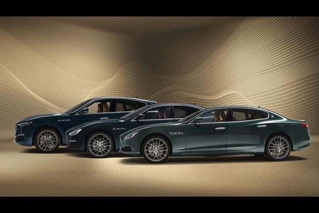 Maserati пуска нова специална серия Royale