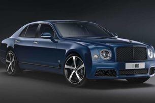 Bentley представи финалната версия на Mulsanne