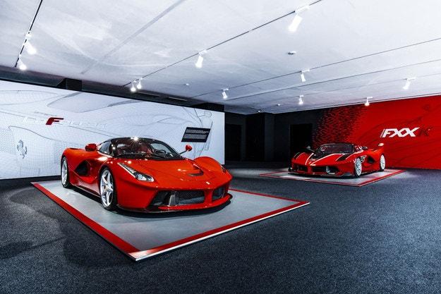 Музеите на Ferrari: Над 600 000 посетители през 2019