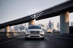 Volvo Cars и China Unicom се споразумяха