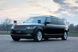 Брониран Range Rover Stretched by Klassen за 750 000 евро