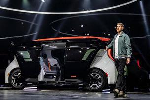 GM представи първия автономен електромобил