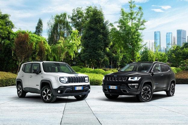 Електрифицираха два модела на Jeep за Европа