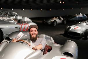 Музеят Mercedes-Benz 2019: Над 850 000 посетители