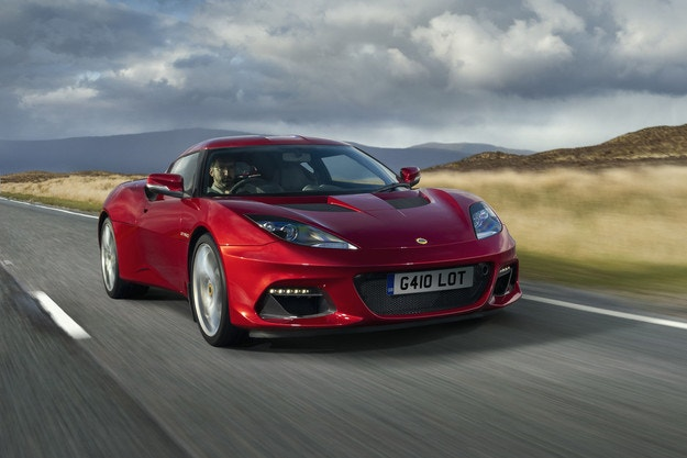 Това е новият Lotus Evora GT410