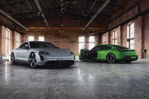 Porsche Exclusive Manufaktur и Porsche Taycan