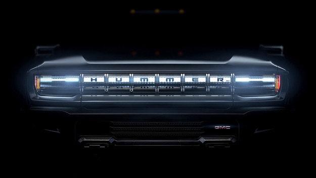 Пикапът GMC Hummer EV ще се появи през 2021
