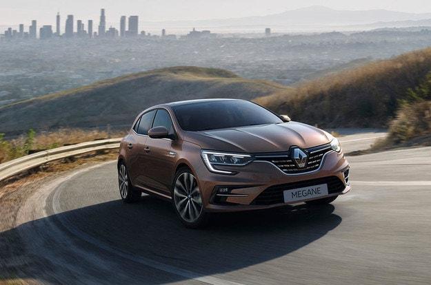 Renault представи обновения Megane