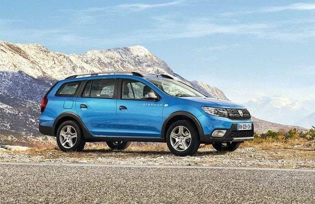Dacia България представя Logan Stepway