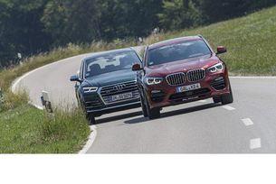 Audi SQ5, Alpina XD4: Елитни SUV модели с голям въртящ момент