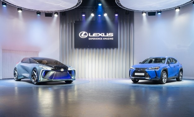 Lexus с три европейски премиери в Женева