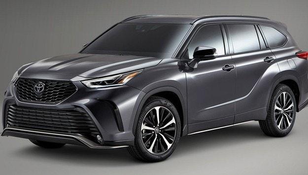 Toyota Highlander получи спортна версия