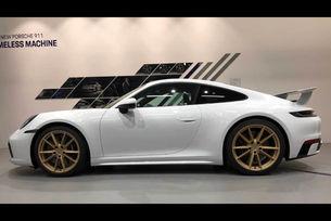 Porsche представя пакетите SportDesign и Aerokit
