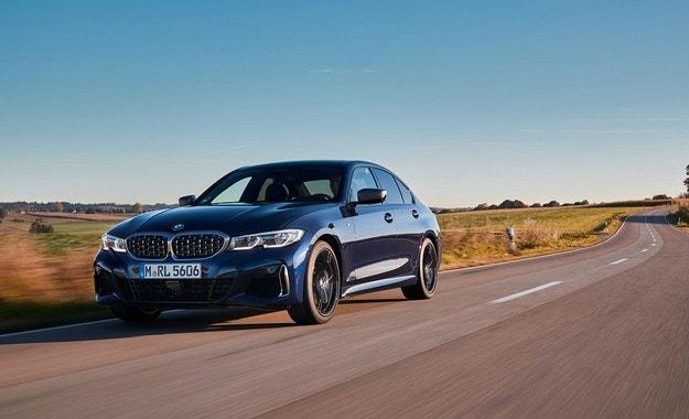 BMW представя ефективни върхови спортисти