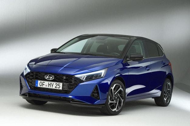 Hyundai i20: Eмоционален дизайн и нови технологии