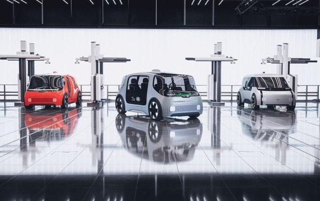 JLR представя бъдещето на мобилността