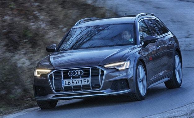 Audi A6 allroad quattro: Властелинът на пръстените