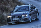 Audi A6 allroad quattro: Lord of the rings