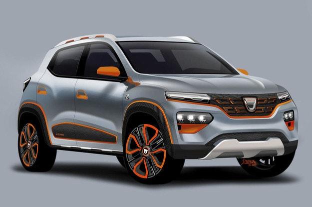 Dacia разкри най-евтиния електромобил в Европа