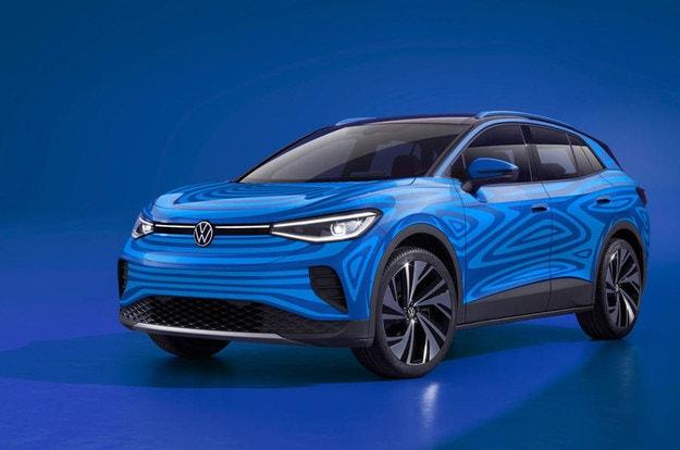 Volkswagen разкри подробности за нов кросоувър