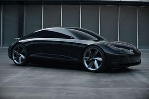 Hyundai представи автономен електромобил