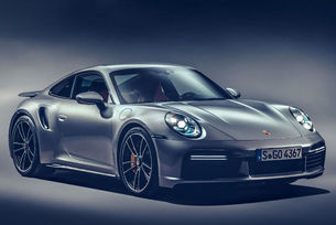 Новият Porsche 911 Turbo S получава 650 к.с.